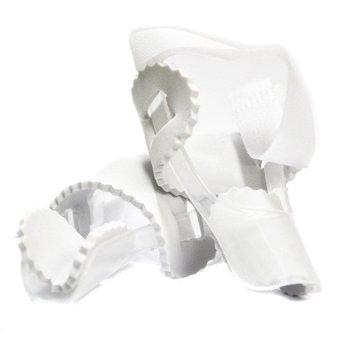 2pcs*1 Pair PROFOOT Goodnight Bunion Splint - PodiatristRecommended (White Colour) - 2