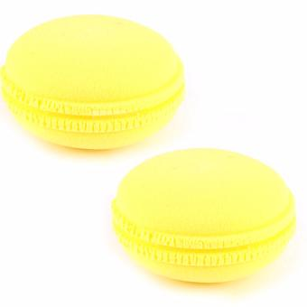 3D Beauty puff Blender Sponge Round - 2pcs