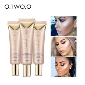 3Pcs/Set Foundation Primer Base Highlighter Cosmetic BrighteningMakeup Face High Cream - intl - 3