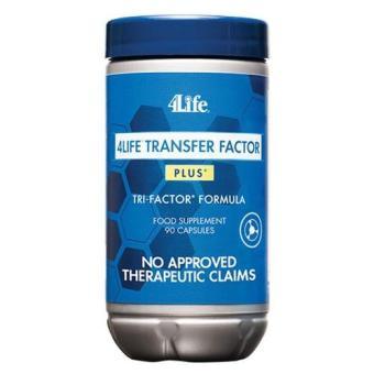 4Life Transfer Factor Plus Tri-Factor Immune System Booster FormulaCapsules Bottle of 90(...) Price Philippines