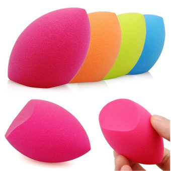 4Pcs Makeup Sponge Blender Foundation Powder Puff Flawless Blending Cosmetic Puff Makeup Tools Beauty Egg Facial Make Up Sponge