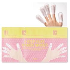 Apieu 3 Step Silky Hands Maker 22g Philippines