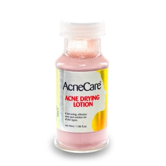 Acne Care Acne Drying Lotion For All Skin Types 55ml, Bottle of 1 Price Philippines