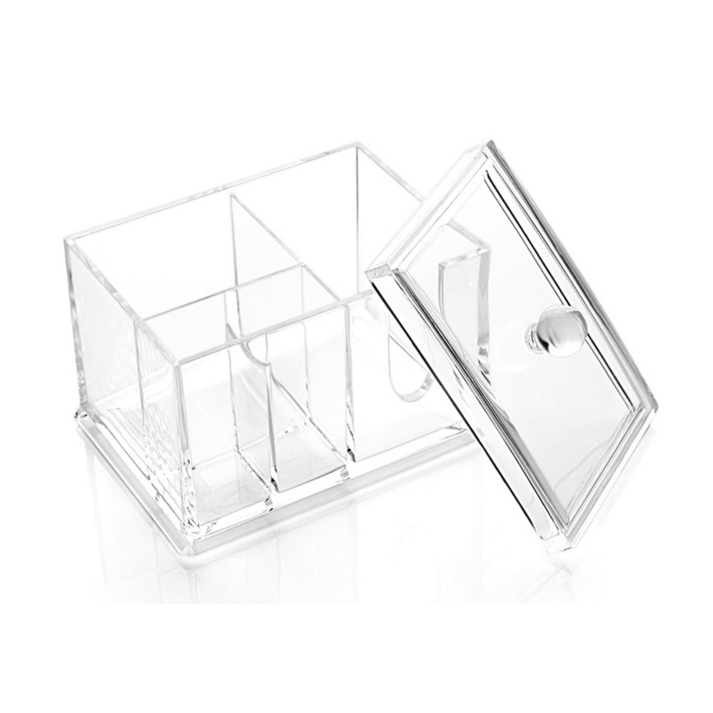 ... Acrylic Lipstick Holder Display Stand Cosmetic Storage Rack Organizer  Makeup Make Up Case Box Container ...
