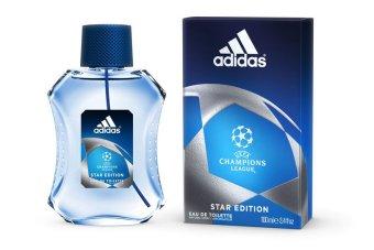 Adidas Champions League Edition Eau De Toilette Perfume for Men Star Edition 100ml