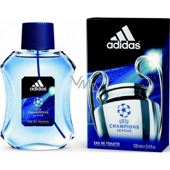Adidas UEFA Champions League Edition Eau De Toilette Perfume for Men 100ml