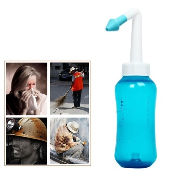 Adults Children Neti Pot Nasal Nose Wash Yoga Detox Sinus AllergiesRelief Rinse - intl - 5