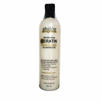 Ahglow Keratin Conditioner Reconstructor 480ml