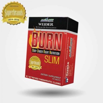 Aim Global Burn Slim Tablet Box of 30 Price Philippines