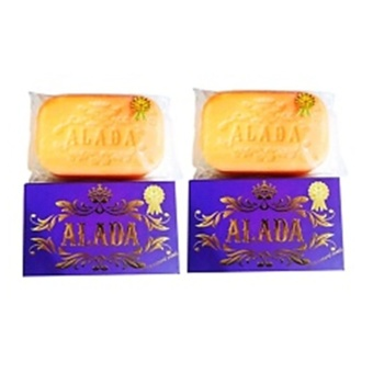 Alada Whitening Soap 160g Bundle of 2 (WITH HOLOGRAM) with FREEPilaten Black Head Remover Pore Strip Price Philippines