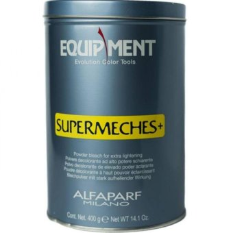 Alfaparf Milano Supermeches plus Powder Bleach for Extra Lightening400g 14.1oz Price Philippines