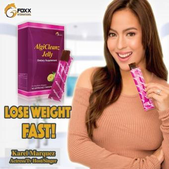 AlgiCleanz Jelly Garcinia Cambogia in a Jelly Lose Weight in 10days Price Philippines