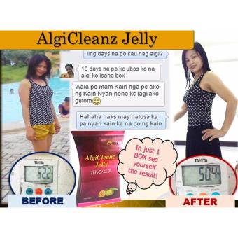 AlgiCleanz Jelly ( Slimming Jelly ) - 4