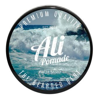 Ali Pomade Ocean Waves 120g (Strong Hold / Water Based)