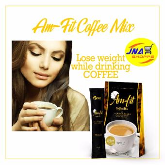 Am-Fit Coffee Mix - Best Weightloss Coffee Price Philippines