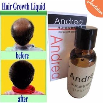 Andrea Hair Growth Essence Anti Hair loss Hair Fall 20ml Set of 3 - 4