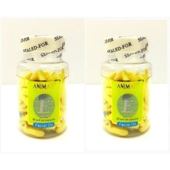 Animate Vitamin E Facial Oil Capsule 60s by 2s Price Philippines