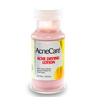 Authentic Acne Care Acne treatment Drying Lotion For All Skin Types55ml, Bottle of 1 Price Philippines