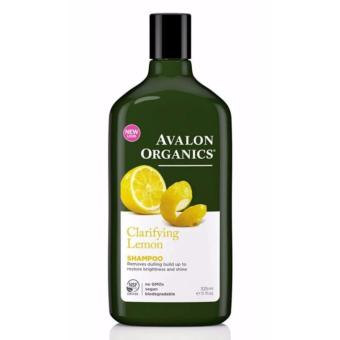 Avalon Organics Shampoo, Clarifying Lemon, 11Oz