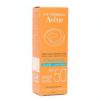 Avene Cleanance SPF50 - 2