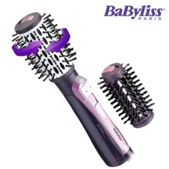 [BaByliss] AS550K NEW Auto Hair Brush 35mm 50mm Big Hair RotatingStyler / Auto Hair Brush Volume Magic - intl