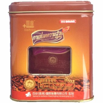 Baian Lishou Slimming Instant Coffee 10 grams x 15 sachet