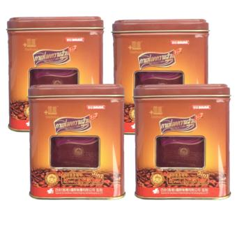 Baian Lishou Slimming Instant Coffee 10 grams x 15 sachet (Set of 4)