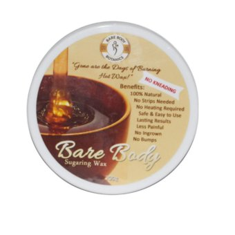 Bare Body Essentials Sugaring Wax Hair Removal (Honey) 200g withFREE 1 Sachet of GLUTA LIPO Whitening and Slimming Juice