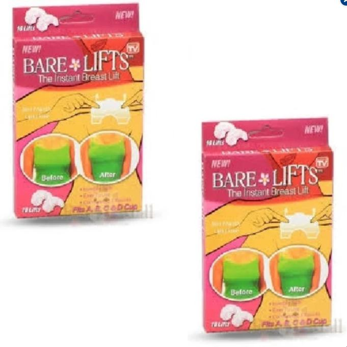 Bare Lifts Instant Breast Lift (Set of 2)