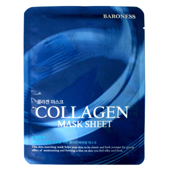 Baroness Collagen Mask Sheet Set of 10 - picture 2