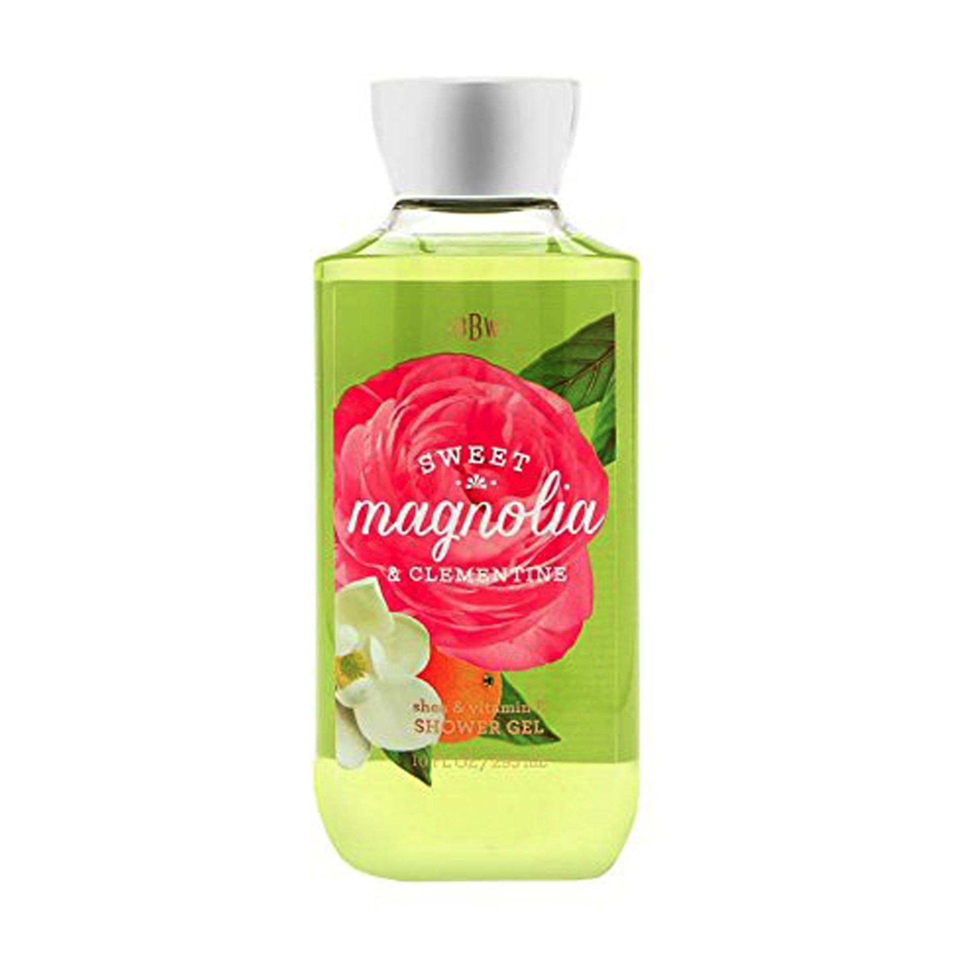 Bath and Body Works Sweet Magnolia and Clementine Shower Gel 295ml