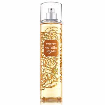 Bath and Body Works Warm Vanilla Sugar Fine Fragrance Mist 235ml