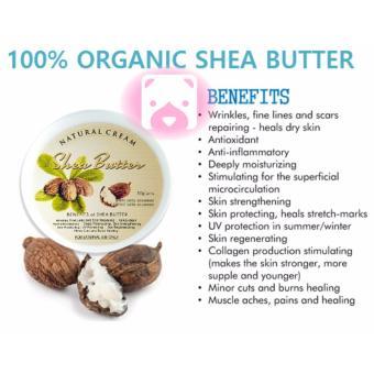 Beauty Secret Shea Butter Natural Cream 50g - 3