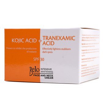 Belo Koji Acid Whitening Facial and Neck Cream 50g