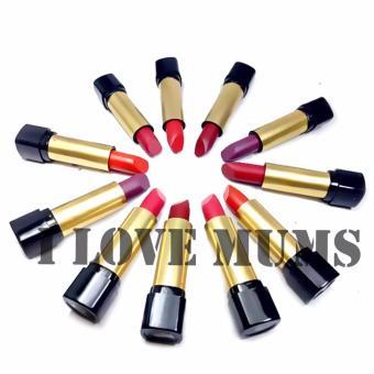 Best Seller Ashley Matte Lipsticks 12pcs by: I LOVE MOM'S - 3