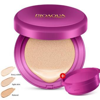 Bioaqua air cushion CC cream 15g+15g refill (03 Fair) - 2