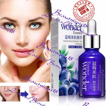 Bioaqua Blueberry Wonder Essence For Face Skin Care Effect Plant Extract Serum 15ml - 4