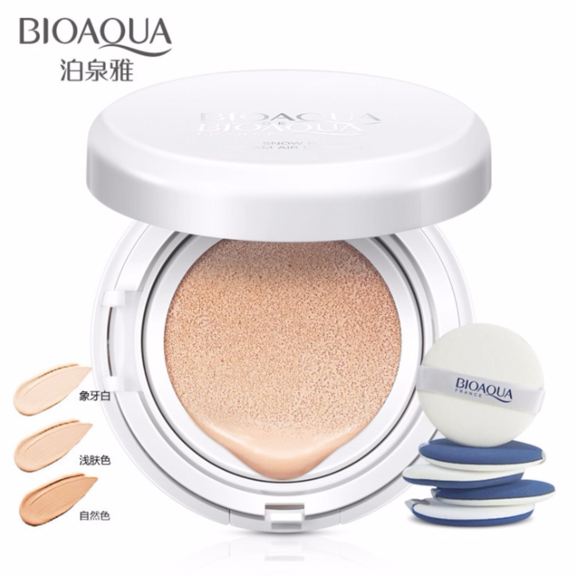 Bioaqua Blush On Cushion Smooth Muscle Flawless 2 Peach Pink Smoot Bb Blusher Source Bqy9822