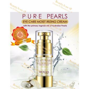 Bioaqua Pure Pearls Silky Skin Soft Emulsion 35g - 4