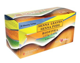 BioFitea Laxative Dietary Slimming Tea 30 bags