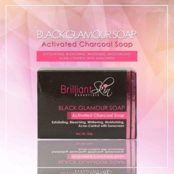 BLACK GLAMOUR SOAP 150 - 3