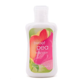 Body Luxuries Sweet Pea Body Lotion 88ml