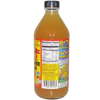 Bragg Organic Apple Cider Vinegar 473 ml, Set of 3 - 2