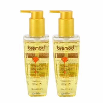 Bremod Moroccan Argan Oil 100mL Set of 2 Price Philippines