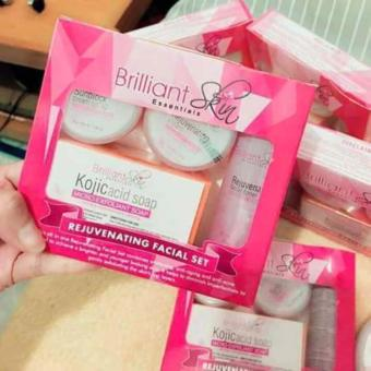 Brilliant Skin Rejuvenating Set w/ FREE Soap! - 3