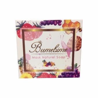 Bumebime Mask Whitening Soap 100g Bundle of 2