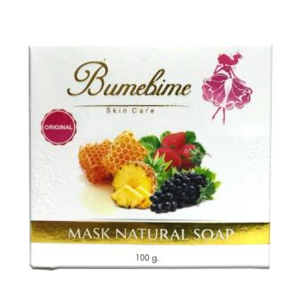 Bumebime Mask Whitening Soap 100g (NEW PACKAGING)