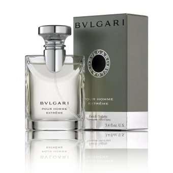Bvlgari Extreme Eau De Toilette for Men 100ml