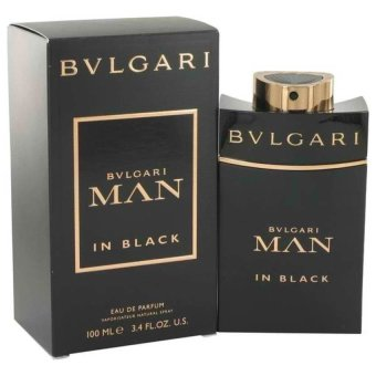 Bvlgari Man in Black Eau de Parfume 100ml