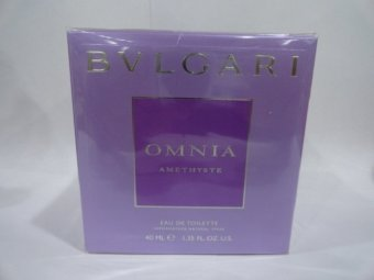 Bvlgari Omnia Amethyste Eau de Toilette for Women 40mL - picture 2